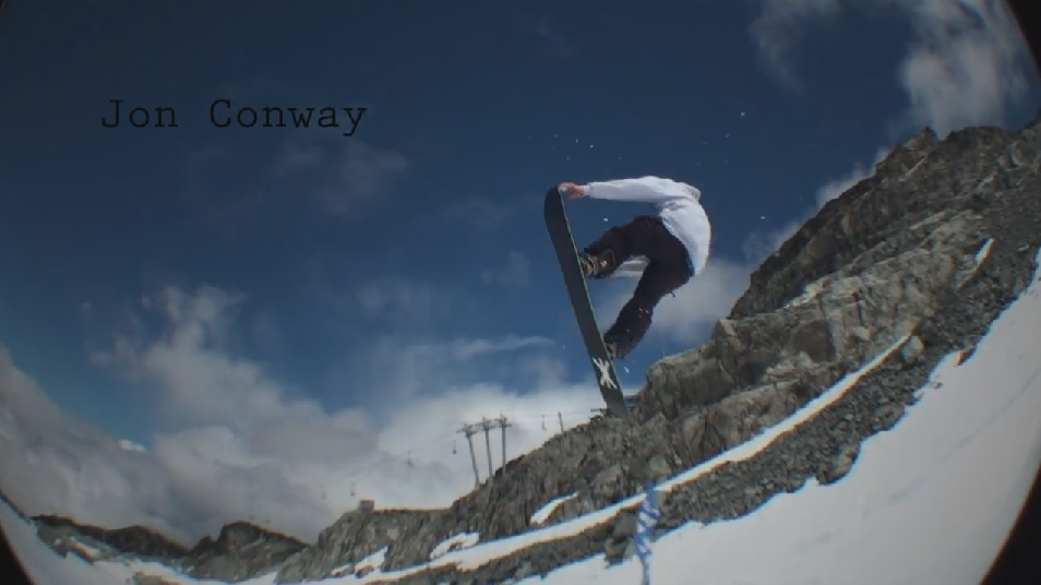 Snowboarding On The Glacier With Whistler Summer Snowboard Camp's Week 1 Video