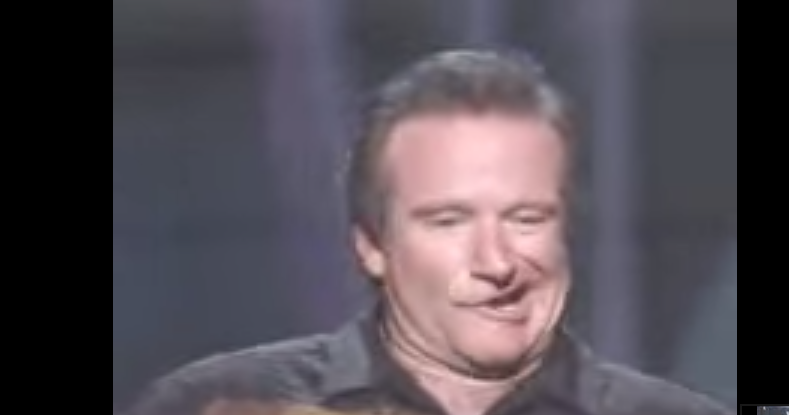 Robin Williams On Snowboarders And Olympic Drug Testing