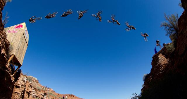 Red Bull Rampage, Big Gap 70pi | 33Mag