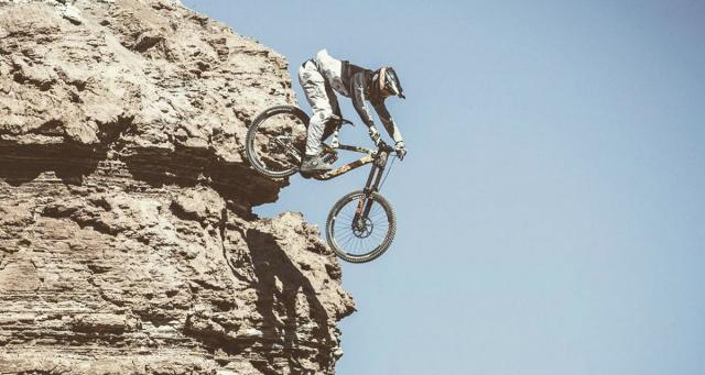 Red Bull Rampage, Logan Peat Big Drop | 33Mag