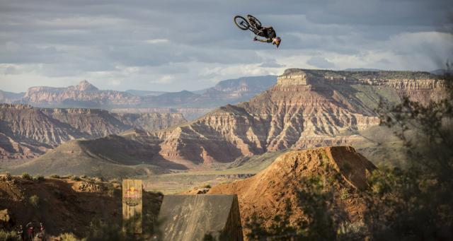 Red Bull Rampage, big jump de freeride | 33Mag